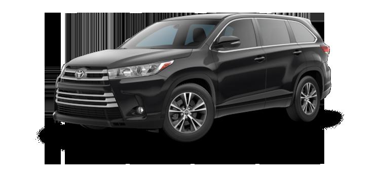 New 2017 Toyota Highlander V6 LE Plus