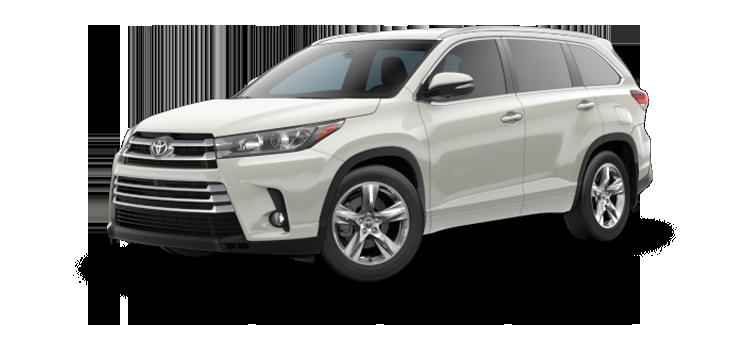 New 2017 Toyota Highlander V6 Limited Platinum