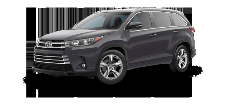 New 2017 Toyota Highlander Limited Platinum