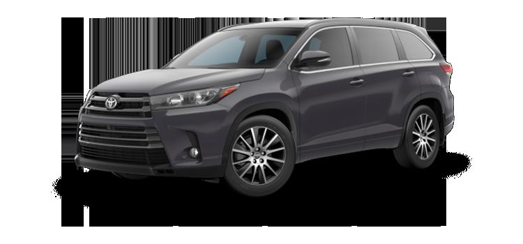 New 2017 Toyota Highlander V6 SE