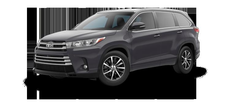 New 2017 Toyota Highlander V6 XLE