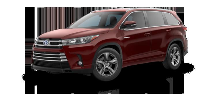 Used 2017 Toyota Highlander Hybrid Limited Platinum