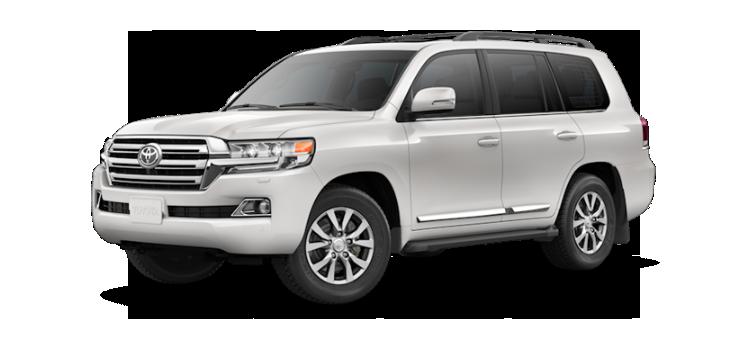New 2017 Toyota Land Cruiser