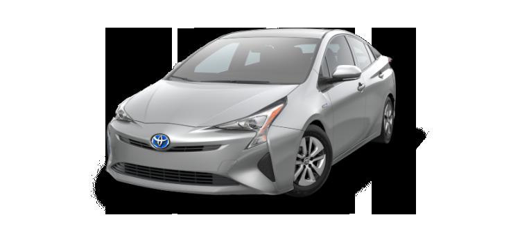 New 2017 Toyota Prius Four