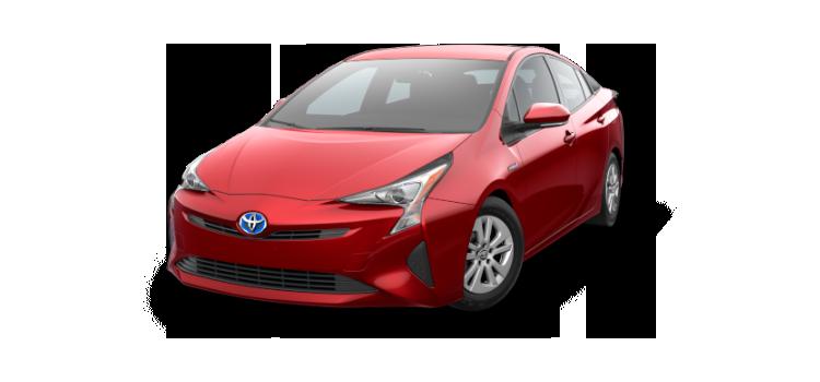 New 2017 Toyota Prius One