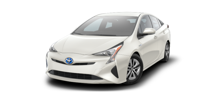 New 2017 Toyota Prius Two Eco