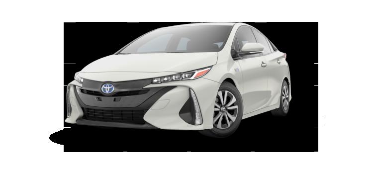 used 2017 Toyota Prius Prime Plus