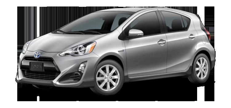 New 2017 Toyota Prius c Two