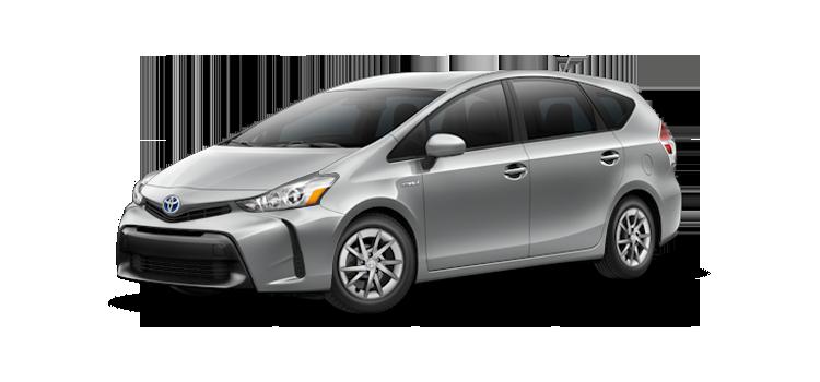 New 2017 Toyota Prius v Four