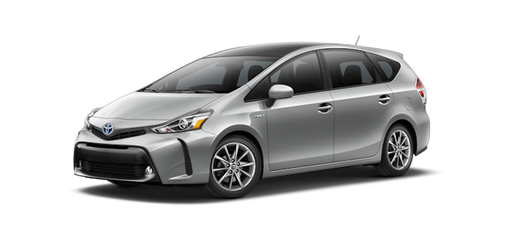 New 2017 Toyota Prius v Five