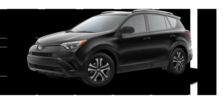 used 2017 Toyota RAV4 LE