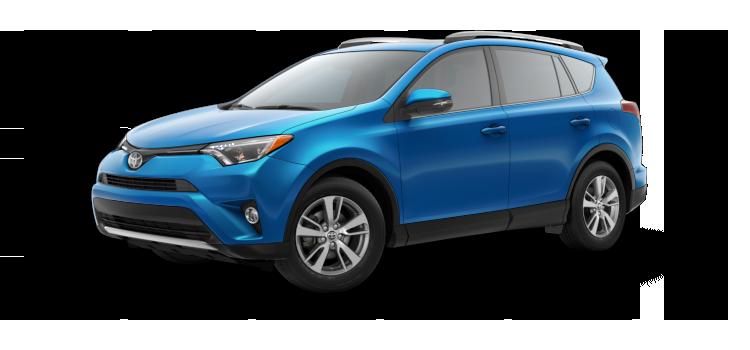 New 2017 Toyota RAV4 XLE