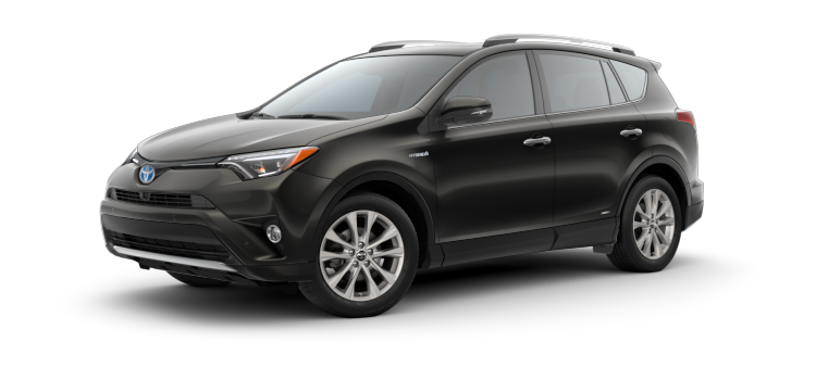 New 2017 Toyota RAV4 Hybrid Limited