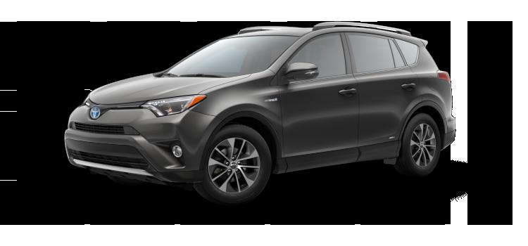 New 2017 Toyota RAV4 Hybrid XLE