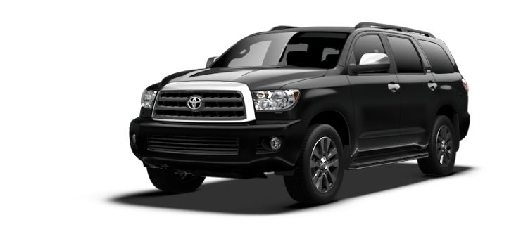 New 2017 Toyota Sequoia FFV Limited