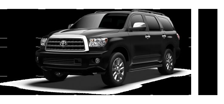 New 2017 Toyota Sequoia Platinum