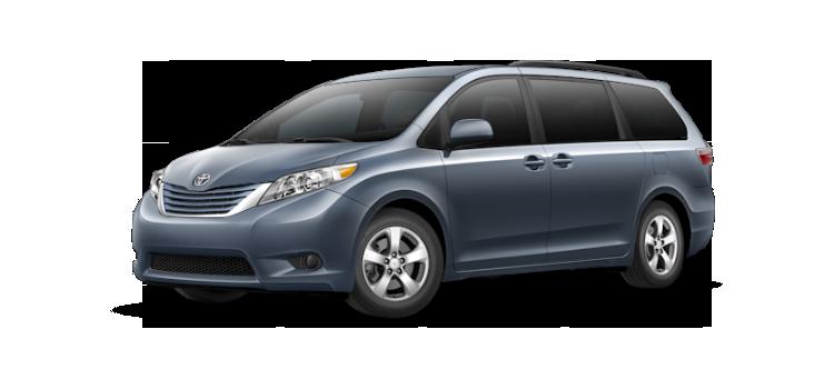 New 2017 Toyota Sienna 7 Passenger LE