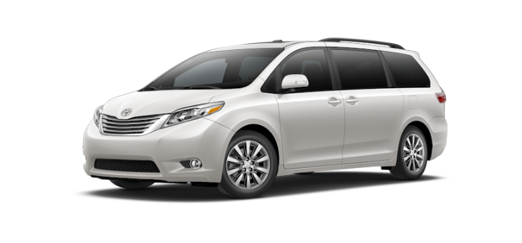 2017 toyota sienna 7 passenger limited 4 door fwd minivan 6a colorsoptions. Black Bedroom Furniture Sets. Home Design Ideas