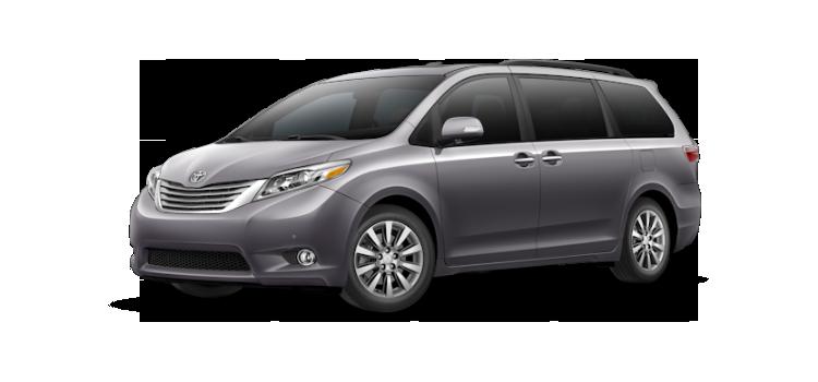 New 2017 Toyota Sienna 7 Passenger Limited Premium