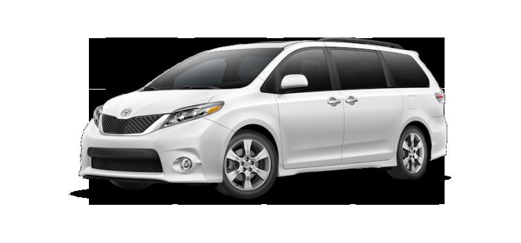 New 2017 Toyota Sienna 8 Passenger SE Premium