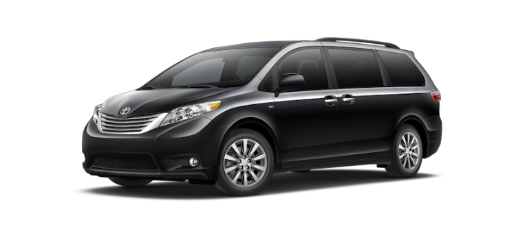 new toyota sienna for sale new toyota inventory in folsom. Black Bedroom Furniture Sets. Home Design Ideas
