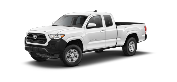 New 2017 Toyota Tacoma Access Cab Access Cab Manual  SR