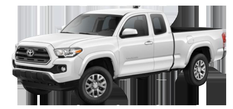 New 2017 Toyota Tacoma Access Cab Access Cab Automatic SR5