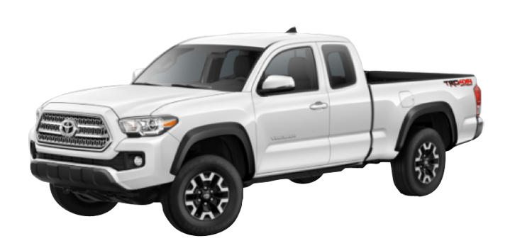 New 2017 Toyota Tacoma Access Cab Access Cab Automatic TRD Offroad
