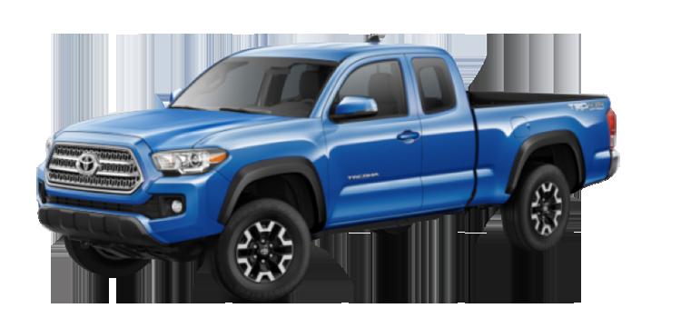 2017 Toyota Tacoma Access Cab