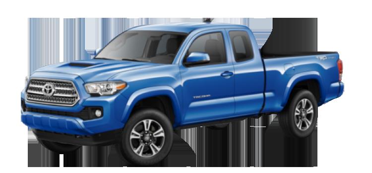 New 2017 Toyota Tacoma Access Cab Access Cab Automatic TRD Sport