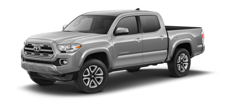 2017 Toyota Tacoma Limited 4D Double Cab