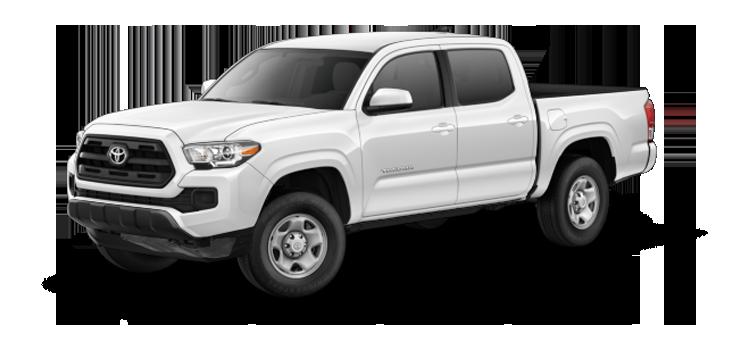 New 2017 Toyota Tacoma Double Cab Automatic SR