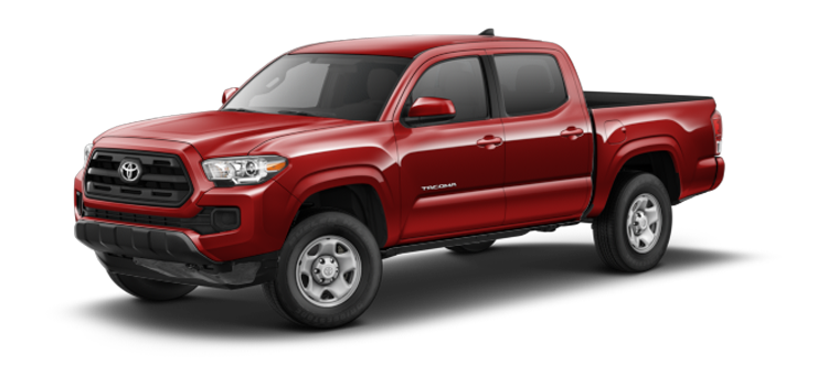 2017 toyota tacoma double cab v6 automatic sr 4 door 4wd. Black Bedroom Furniture Sets. Home Design Ideas