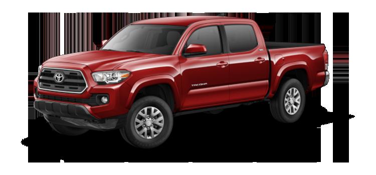 New 2017 Toyota Tacoma Double Cab Automatic SR5