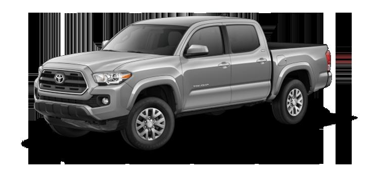 New 2017 Toyota Tacoma Double Cab V6 Automatic SR5