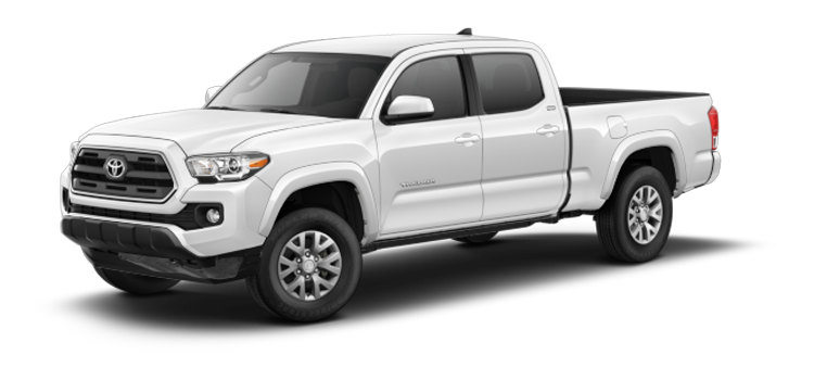 New 2017 Toyota Tacoma Double Cab Automatic Long Bed SR5