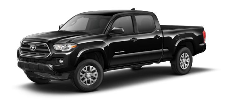 New 2017 Toyota Tacoma Double Cab Double Cab Automatic Long Bed SR5