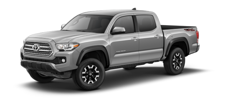 new 2017 Toyota Tacoma Double Cab Automatic TRD Offroad