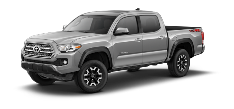 New 2017 Toyota Tacoma Double Cab Double Cab Automatic TRD Offroad