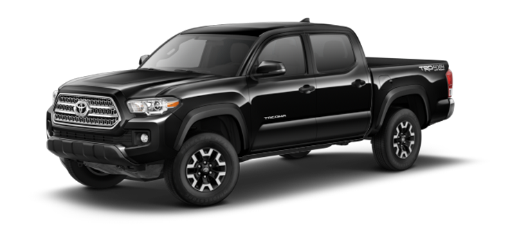 new 2017 Toyota Tacoma Double Cab Manual TRD Offroad