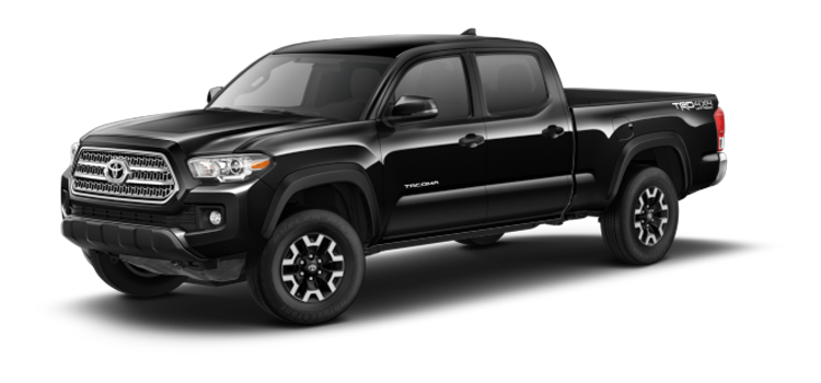 new 2017 Toyota Tacoma Double Cab Automatic Long Bed TRD Offroad
