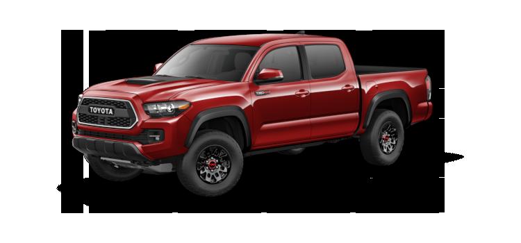 New 2017 Toyota Tacoma Double Cab Manual TRD Pro
