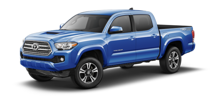 New 2017 Toyota Tacoma Double Cab Double Cab Automatic TRD Sport