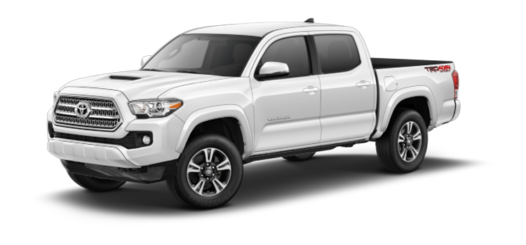 New 2017 Toyota Tacoma Double Cab Manual TRD Sport
