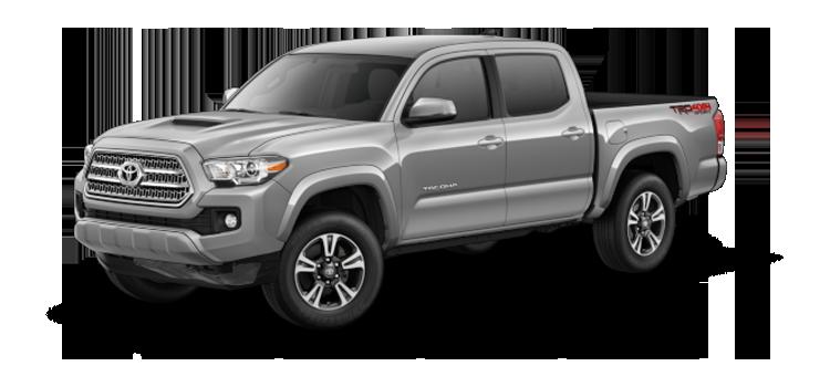 New 2017 Toyota Tacoma Double Cab Manual TRD Sport