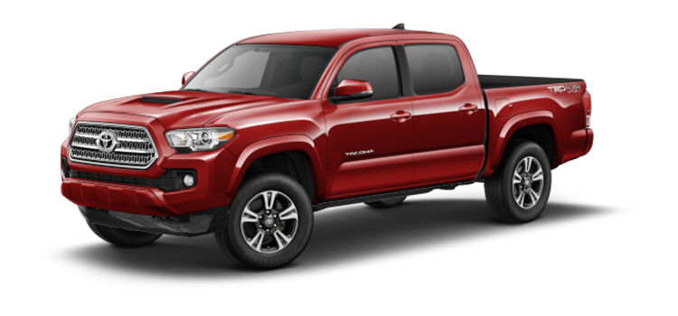 New 2017 Toyota Tacoma Double Cab Double Cab Manual TRD Sport