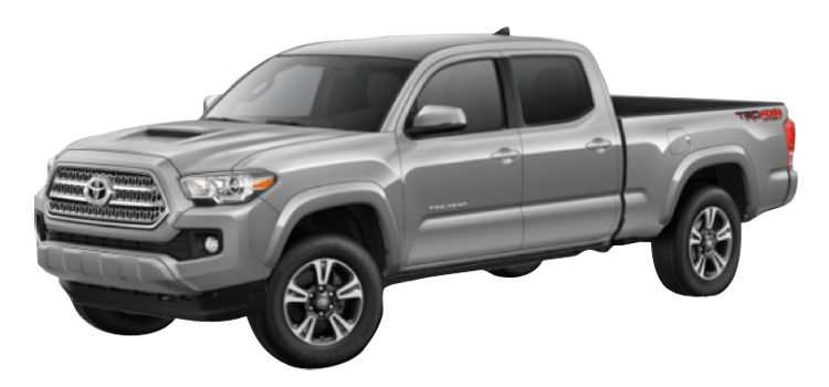 New 2017 Toyota Tacoma Double Cab Automatic Long Bed TRD Sport