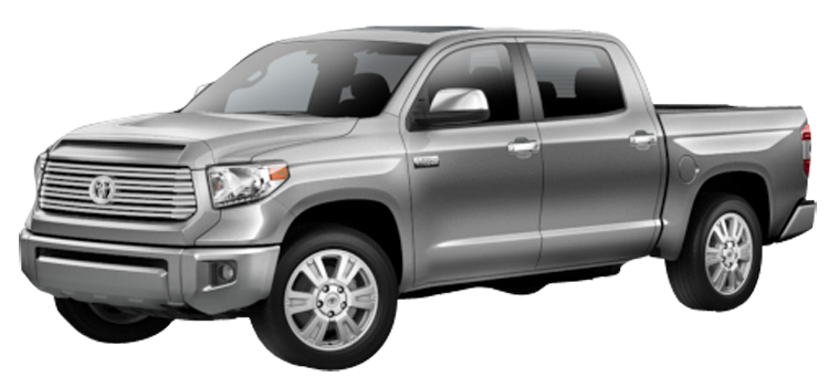 New 2017 Toyota Tundra Crew Max 4x2 5.7L V8 FFV Platinum Grade