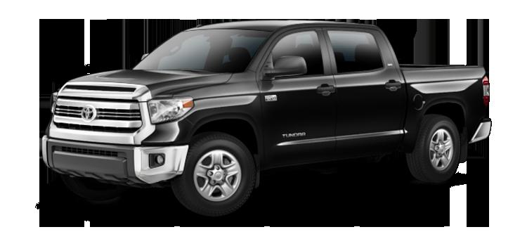 New 2017 Toyota Tundra Crew Max 4x2 4.6L V8 SR5