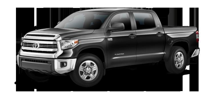 New 2017 Toyota Tundra Crew Max 4x2 5.7L V8 SR5